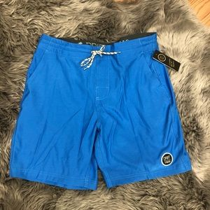 Drift | Men's Blue Swim Shorts | Size 32